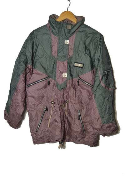 Muted Parka