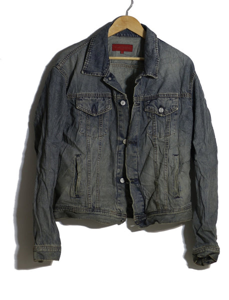 Vintage Denim Jacket / M/L