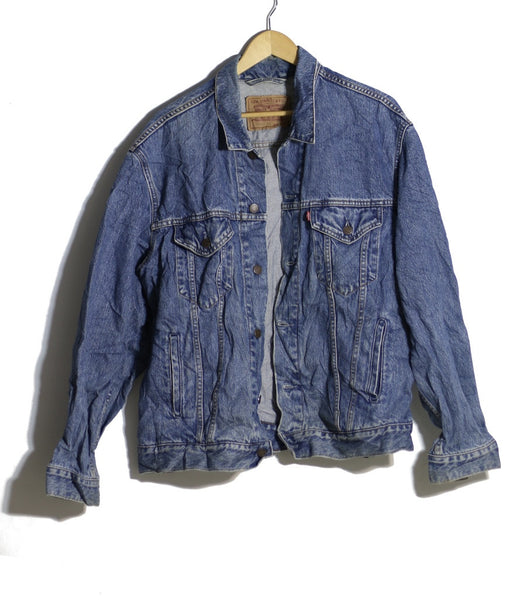Vintage Levis Denim Jacket / L