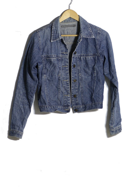 Vintage Denim Jacket / S