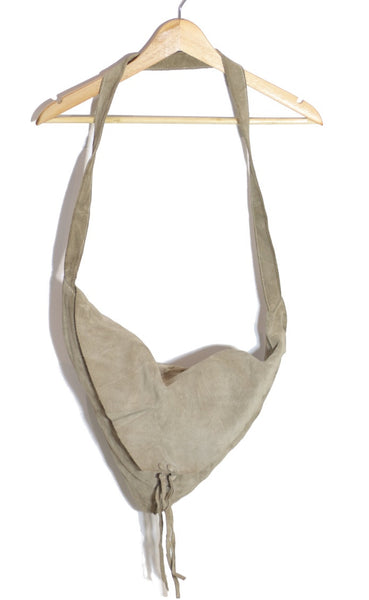 Suede Tringle Bag
