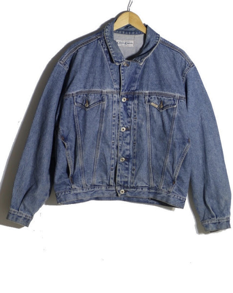 Vintage Denim Jacket / M