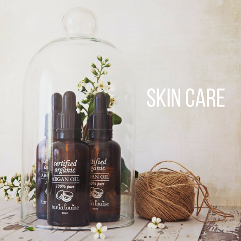 Tania Louise Skin Care Organic and Vegan