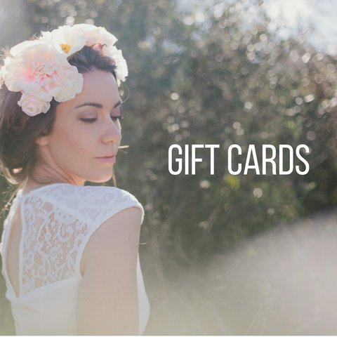 Tania Louise Australia Gift Cards Vouchers