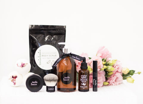 Tania Louise Natural Beauty Collection