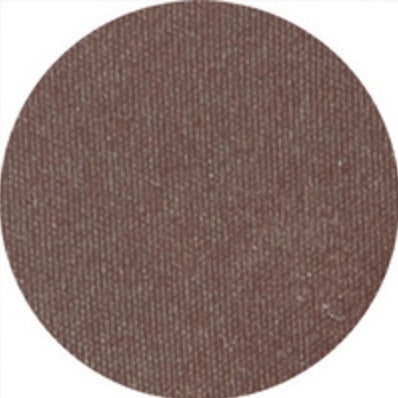 Matte Brown 'Cacao' Pressed Eye Shadow by Tania Louise Cosmetics