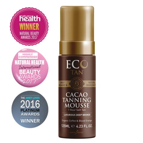 Express Self Tan Bronzing Cacao Mousse