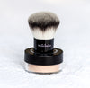 Mineral Foundation and Vegan Kabuki Pro Brush Set