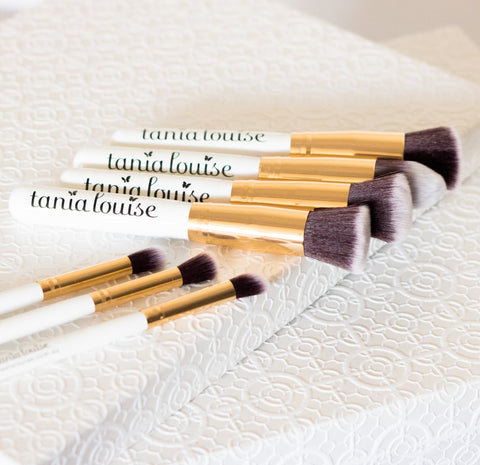 Vegan Makeup Brush Cruelty Free by Tania Louise Australia