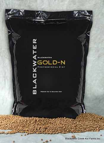 Blackwater GOLD-N PROFESSIONAL Koi Food - 40 lb Bag