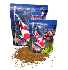 Blackwater MAX GROWTH Formula Koi Food - 5 lb Bag - Koi To The World
