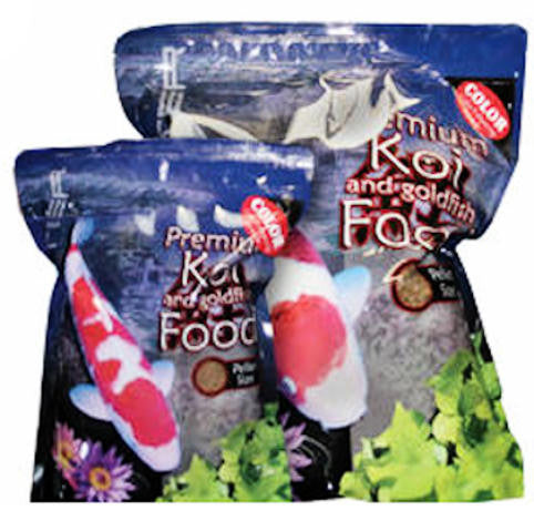 Blackwater COLOR ENHANCING Formula Koi Food - 5 lb Bag - Koi To The World