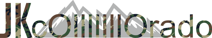 JKcOlllllllOrado Decal - Camo 1