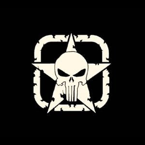 Punisher Jeep Star - Vinyl Decal
