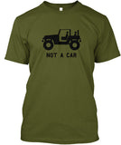 Not A Car - Men's T-Shirt