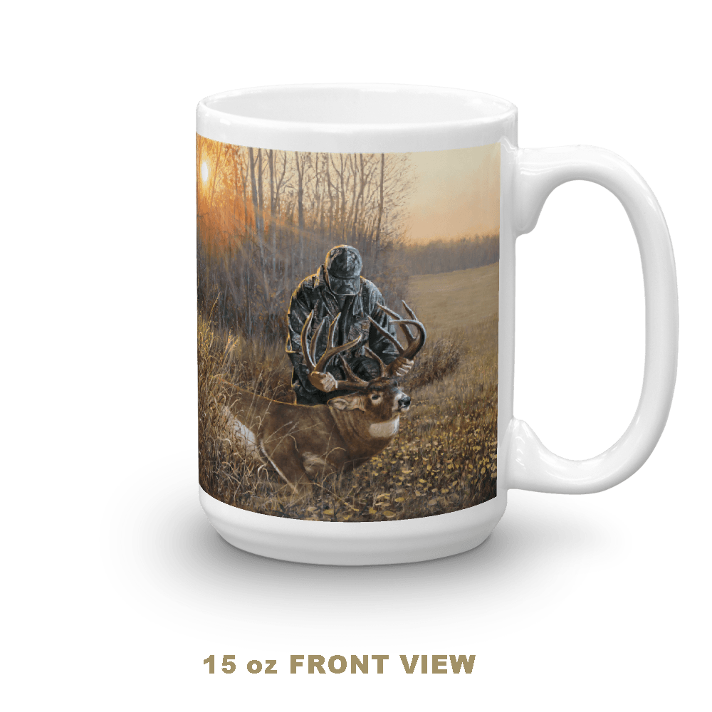 GIVING THANKS mug