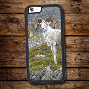 Stone Ram iPhone Case