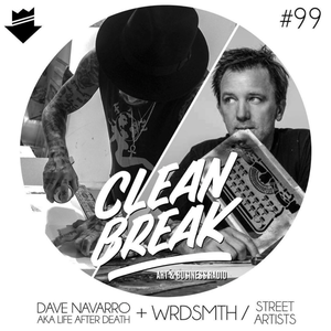 lifeafterdeath x WRDSMTH on The Clean Break Podcast