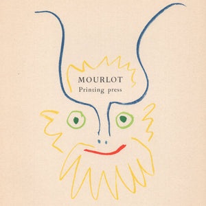 Iconic Mourlot Press Lithograph Suite