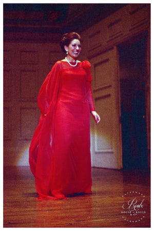 Maria Callas (by Peter Warrack) - Limited Edition, Archival Print