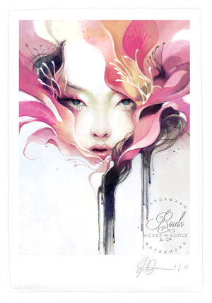 """Bauhinia"" by Anna Dittmann - Limited Edition, Archival Print"