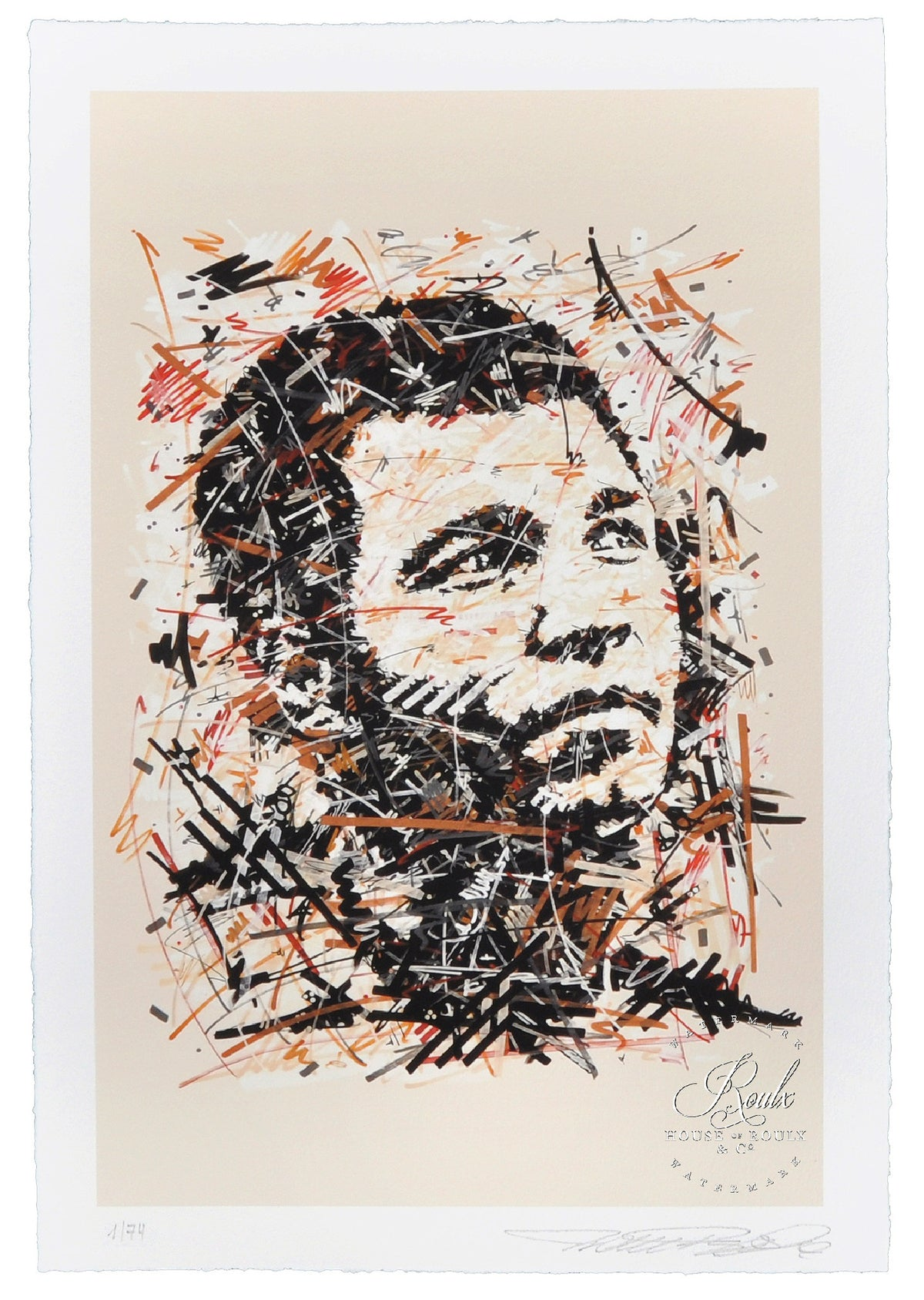 "Ivan Beslic ""Ali - The People's Champ"" - Limited Edition, Archival Print"