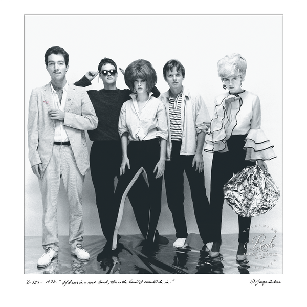 The B 52 S The B 52 S: B-52s (by George DuBose)
