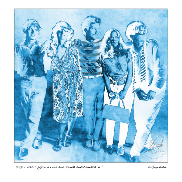 B-52s (by George DuBose) - Limited Edition, Archival Print