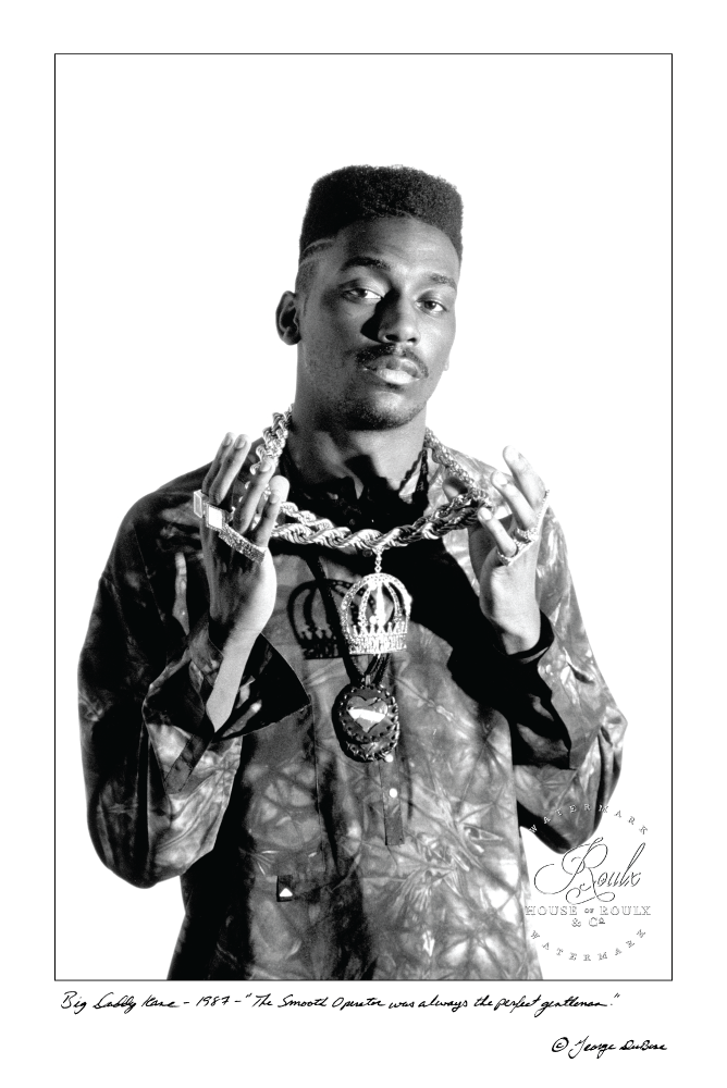 Big Daddy Kane (by George DuBose) - Limited Edition, Archival Print