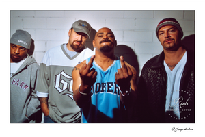 Cypress Hill (by George DuBose) - Limited Edition, Archival Print