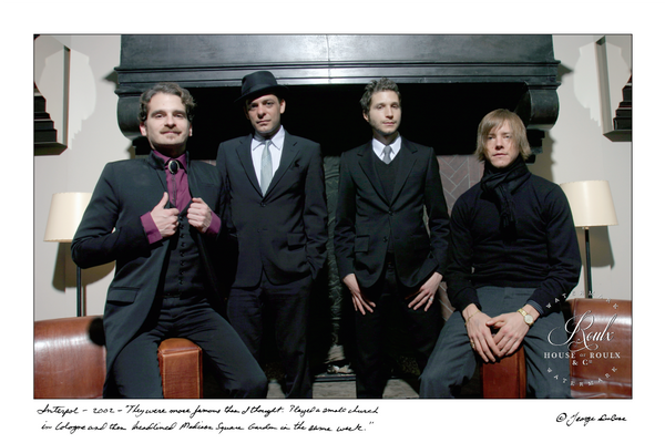 Interpol (by George DuBose) - Limited Edition, Archival Print