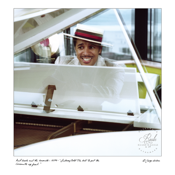 Kid Creole and the Coconuts (by George DuBose) - Limited Edition, Archival Print