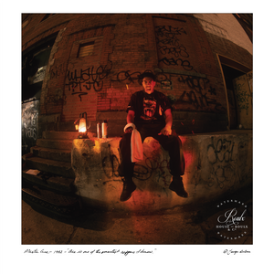 Masta Ace (by George DuBose) - Limited Edition, Archival Print