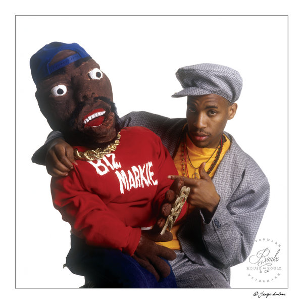 "Masta Ace ""Me and the Biz"" (by George DuBose) - Limited Edition, Archival Print"
