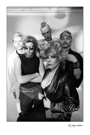 Plasmatics (by George DuBose) - Limited Edition, Archival Print