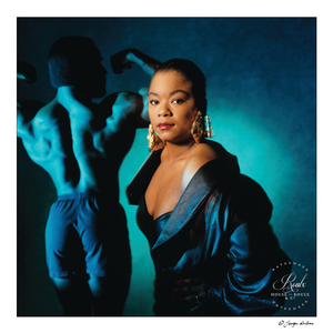 Roxanne Shanté (by George DuBose) - Limited Edition, Archival Print