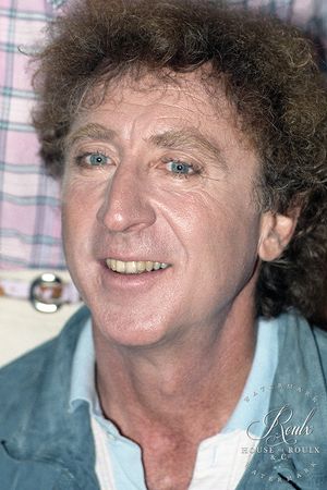 Gene Wilder (by Peter Warrack) - Limited Edition, Archival Print