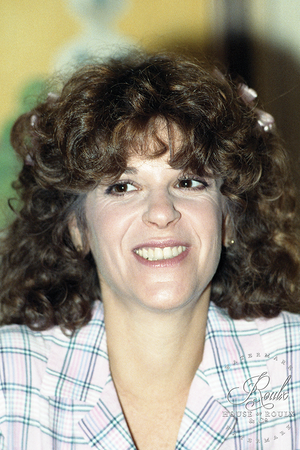 Gilda Radner (by Peter Warrack) - Limited Edition, Archival Print