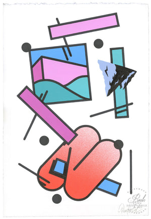 """House Special 1"" by Mr. Penfold - Original Painting"