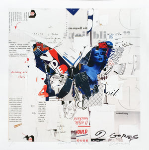 """Auto Pilot"" by Derek Gores - Limited Edition, Archival Print"