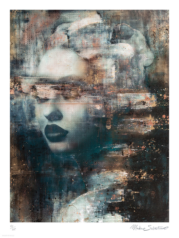 "Markus Sebastiano ""Imogene"" - Archival Print, Limited Edition of 12 - 18 x 24"""