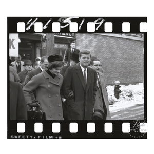 John F. Kennedy - Limited Edition, Archival Print
