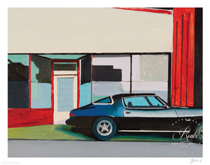 """Camaro"" by Jessica Brilli - Limited Edition, Archival Print"