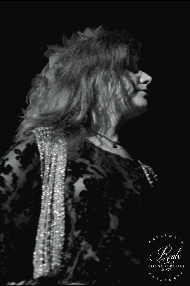Janis Joplin (by Peter Warrack) - Limited Edition, Archival Print