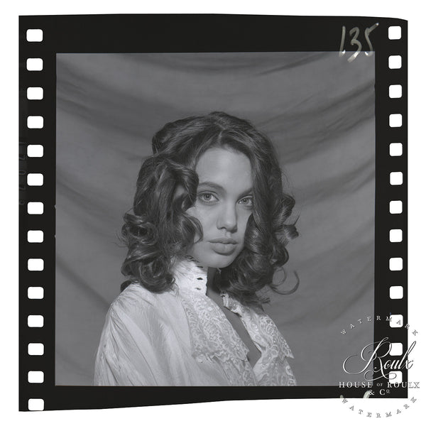 Angelina Jolie (by Harry Langdon, Jr.) - Limited Edition Archival Print
