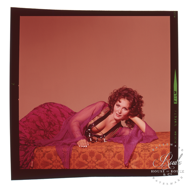 Linda Lovelace (by Harry Langdon, Jr.) - Limited Edition Archival Print