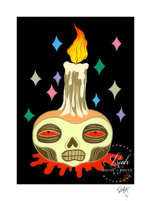 """Ritual Item"" by LURK - Limited Edition, Archival Print"