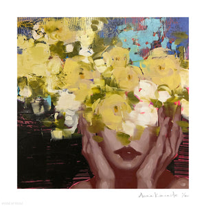 "Anna Kincaide - 3 x Archival Print Set, Limited Edition of 30 - 10 x 10"" Each"