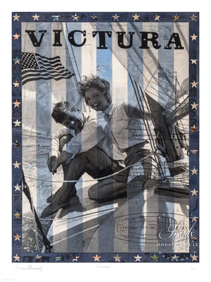 """Victura"" by Robert Mars - Limited Edition, Archival Print"