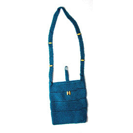 Bhegi reshinda - Woven Cotton Handbag